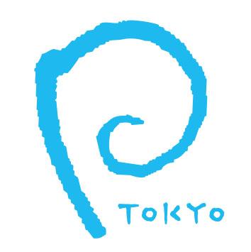 ぷれいす東京ロゴ
