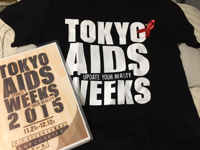 tokyo-aids-weeks-t-shirt